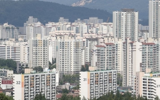 Korea's property tax revenue-to-GDP ratio 1.7 times OECD average