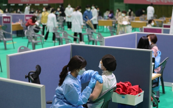 S. Korea reaffirms no link between COVID-19 vaccinations and deaths