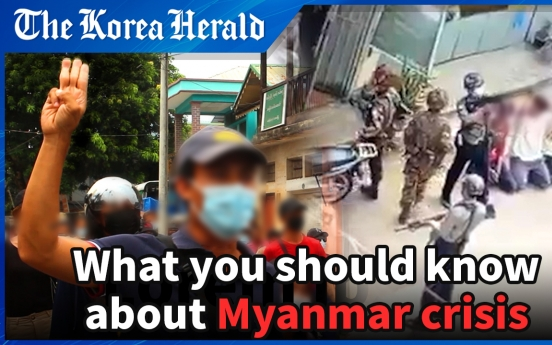 [팟캐스트] (399) 미얀마 민주화 운동가들이 말하다 / 종이통 까보니 플라스틱 뒷통수, 뭇매 맞은 이니스프리