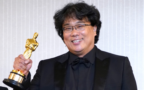 [Newsmaker] 'Parasite' director Bong Joon-ho to present at upcoming Oscars