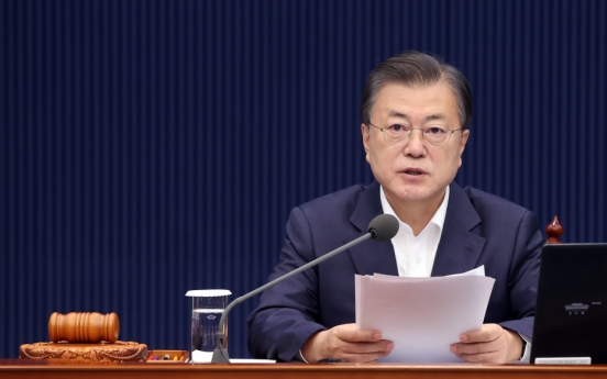 [Newsmaker] Moon orders probe into alleged corruption by Cheong Wa Dae secretary