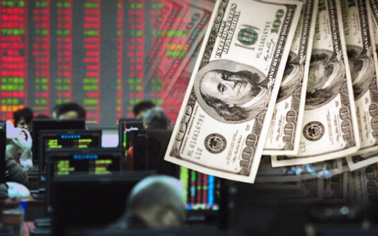 Overseas stock transactions hit new high in Q1