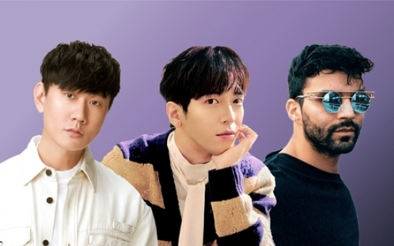 Jung Yong-hwa to release Chinese EP in collaboration with JJ Lin, R3hab