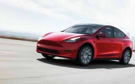 Tesla's sales nearly quadruple in S. Korea last year