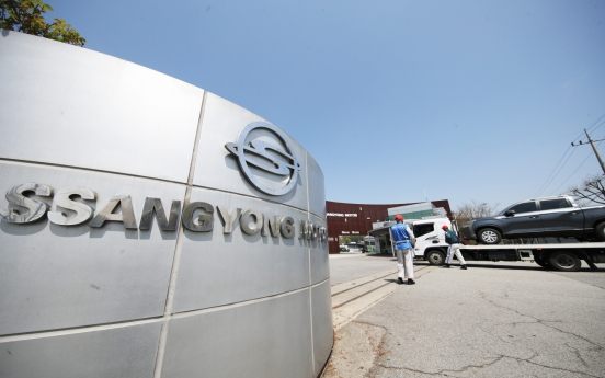 SsangYong Motor faces another court receivership