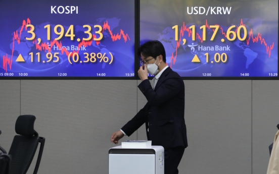 Seoul stocks up for 4th day on economic recovery hope