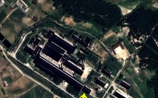 Satellite imagery indicates activity at NK's nuclear reprocessing facility: think tank