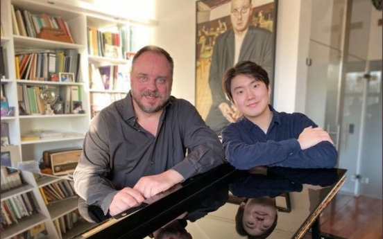 Pianist Cho Seong-jin collaborates with German baritone on new album