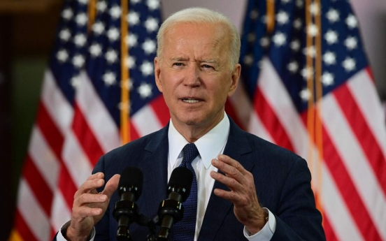 Biden to discuss deterioration of S. Korea-Japan ties in summit with Suga: US official