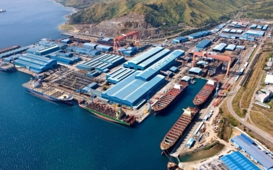 Dongbu-led consortium to take over Hanjin Heavy as debt restructuring nears end