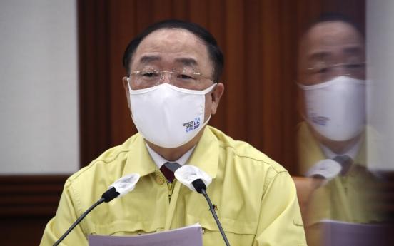 Acting PM urges public to trust govt. virus response amid vaccine procurement woes