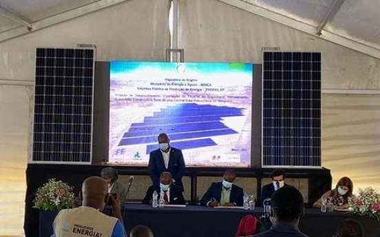 Hanwha Q Cells to supply solar modules for Angola's solar project