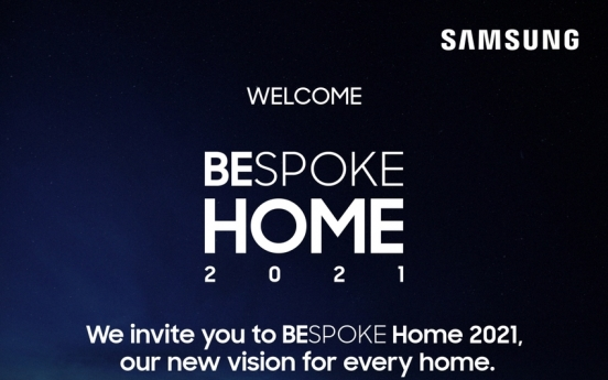 Samsung to introduce BESPOKE HOME products globally next month