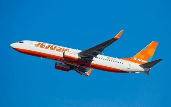 Jeju Air to resume Incheon-Saipan flights next month after hiatus