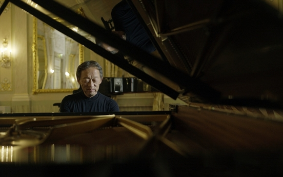 Maestro Chung Myung-whun reflects on life with new album of piano music