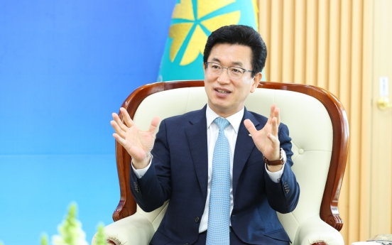 [Herald Interview] Daejeon Mayor maps out new vision for Korea's Silicon Valley