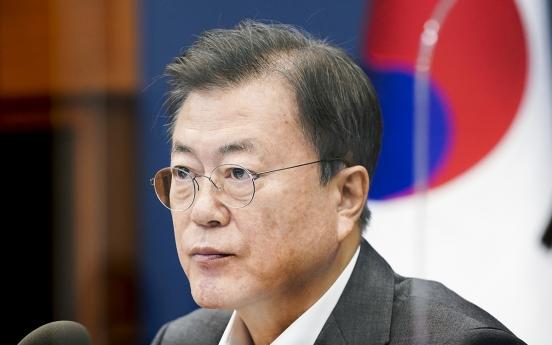 Moon to meet Novavax CEO on vaccine production