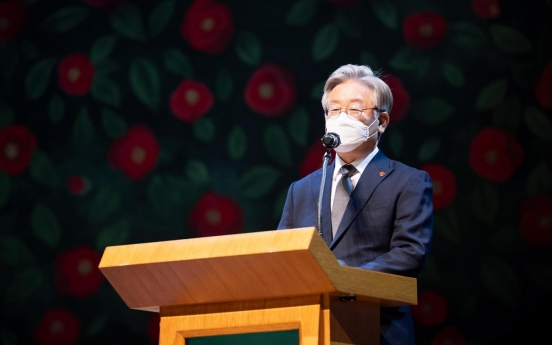 [Newsmaker] Gyeonggi governor in spat over proposal for fines proportional to property