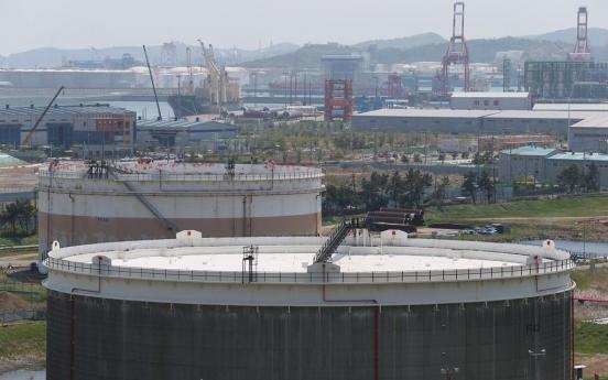 Korean refiners' Q1 exports hit 10-year low