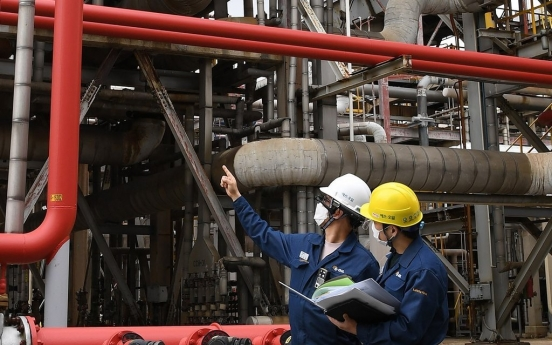 S-Oil shifts to black in Q1 on higher petrochem margins