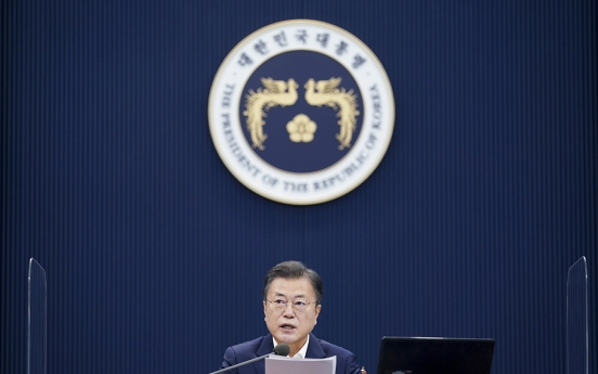 Moon: It's time to talk with North Korea