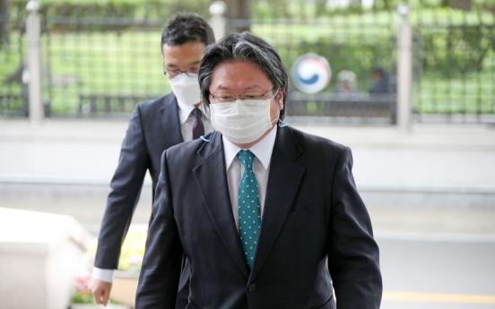 Seoul protests Japan's renewed Dokdo claims