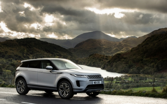Jaguar Land Rover's Range Rover Evoque presents what 'smart' SUV looks like