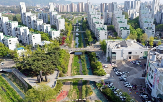 [Eye Plus] City meets nature at Songpa Trail
