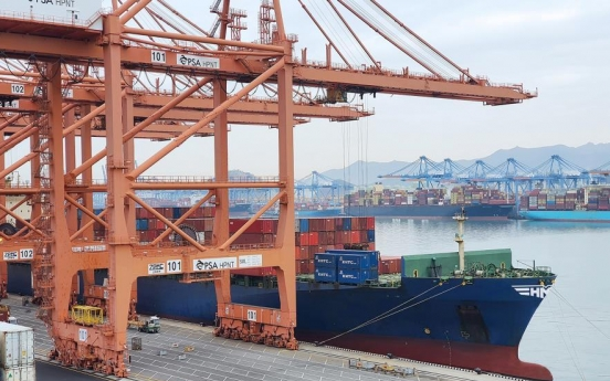 Ocean freight charge hike weighs upon small exporters