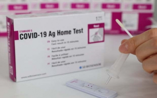 COVID-19 self-test kits to be available at pharmacies as early as Monday