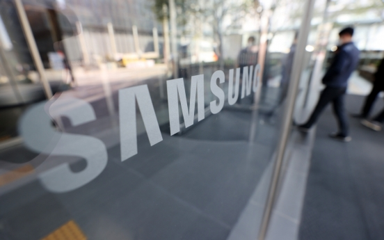 Samsung sees chip recovery in Q2 after forecast-beating Q1 results