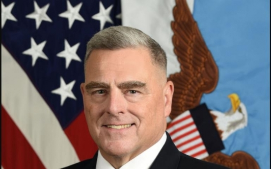 Combined forces of S. Korea, US fully ready to deter N. Korean threats: Milley