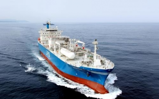 Korea Shipbuilding bags order for 4 very large gas carriers