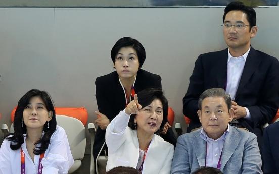 Lee Jae-yong inherits 50% of Samsung Life shares