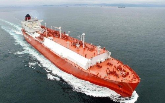 Korea Shipbuilding wins W210b order for 1 LNG carrier
