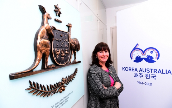 [Herald Interview] Open, inclusive Indo-Pacific is common goal: Australian envoy