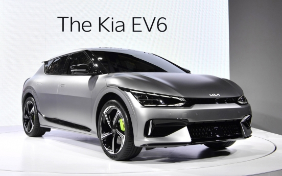 Kia EV6 draws strong preorders in Europe
