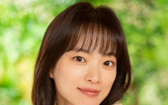 [Herald Interview] Chun Woo-hee says she was thirsty for bright, down to earth character