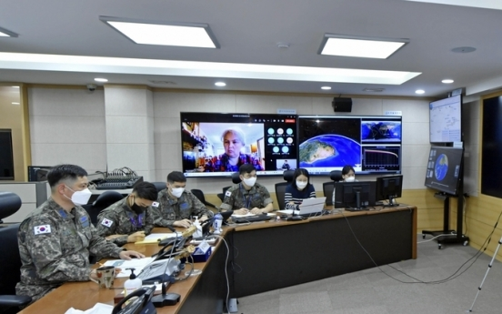 S. Korea, US discuss joint responses to falling Chinese rocket debris