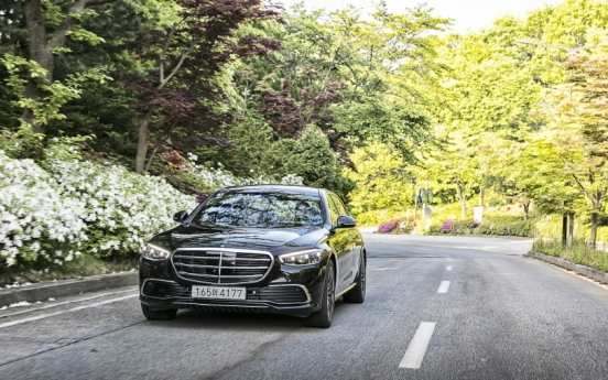 [Behind the Wheel] Mercedes-Benz S-Class returns with smart technology twist