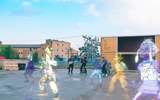 Coldplay, Ambiguous Dance Company make buzz with 'Higher Power'