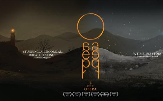 Korean film 'Opera' nominated for Annecy International Animated Film Festival