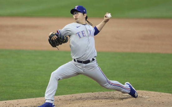 Rangers' Yang Hyeon-jong likely to stay in bullpen for now