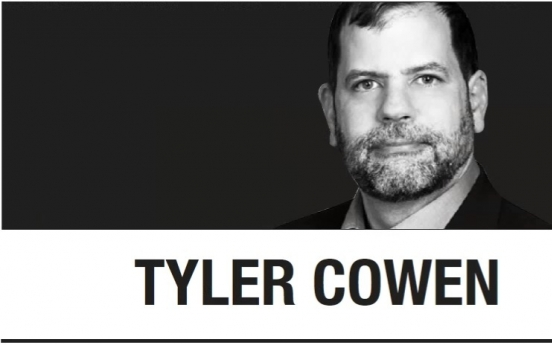 [Tyler Cowen] Four stories to watch for (the rest of) 2021
