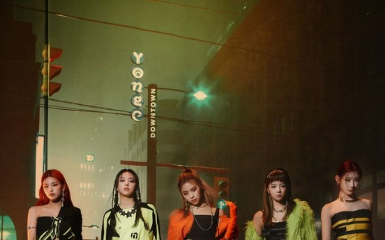 [Today's K-pop] ITZY to release English version of new hit