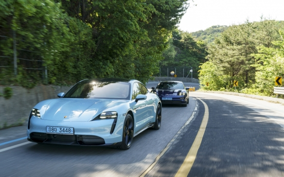 [Behind the Wheel] Porsche Taycan 4S shows what EVs are capable of