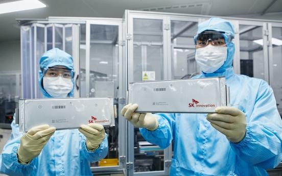 SK Innovation suffers loss in Q1 on EV battery settlement