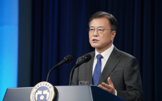 Real estate fiasco sidelines Moon's income-led growth drive