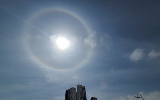 [Photo News] Summer comes early to Seoul