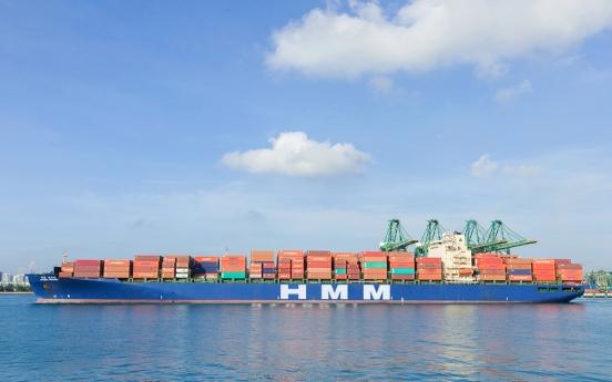 S. Korea top shipper HMM sees boom amid global demand surge